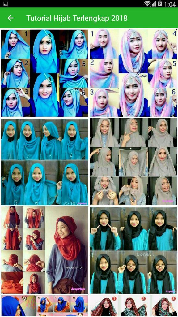 Tutorial Hijab Terlengkap For Android Apk Download