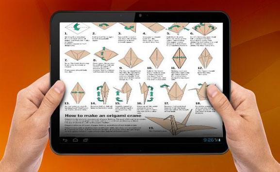 Complete Origami Tutorial screenshot 2
