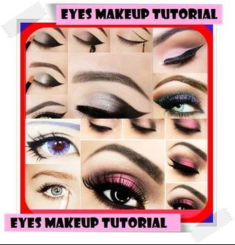 Eyes Make-up Tutorial screenshot 1