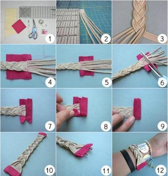 Creative DIY Bracelet Tutorial screenshot 7