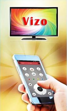 Remote Control for Vizio TV IR poster
