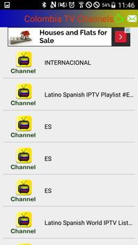 Mirar TV En Vivo de Colombia apk screenshot