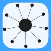Archer Arrow Circle icon