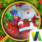 Christmas Hidden Objects Games 2017 icon