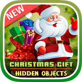 Christmas Hidden Objects Games 2018 icon