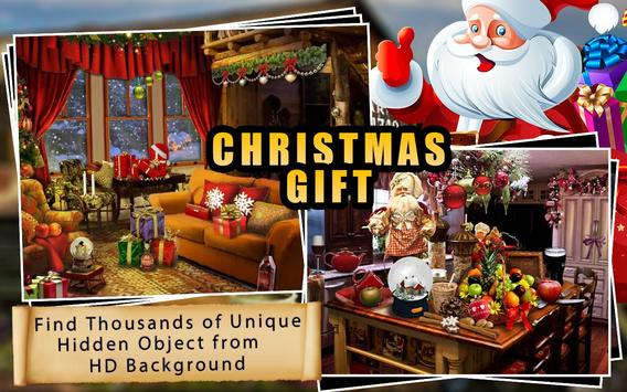 Christmas Hidden Objects Games 2017 poster