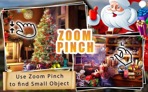 Christmas Hidden Objects Games 2017 screenshot 11