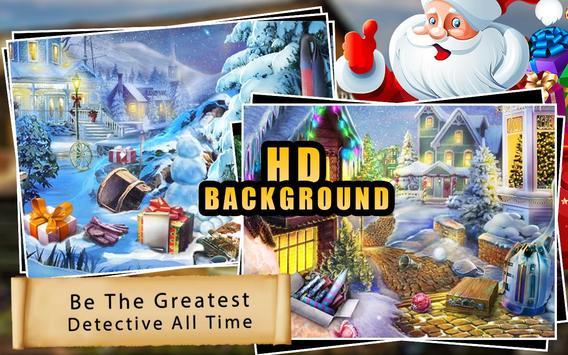 Christmas Hidden Objects Games 2017 screenshot 13