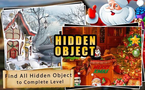 Christmas Hidden Objects Games 2017 screenshot 4