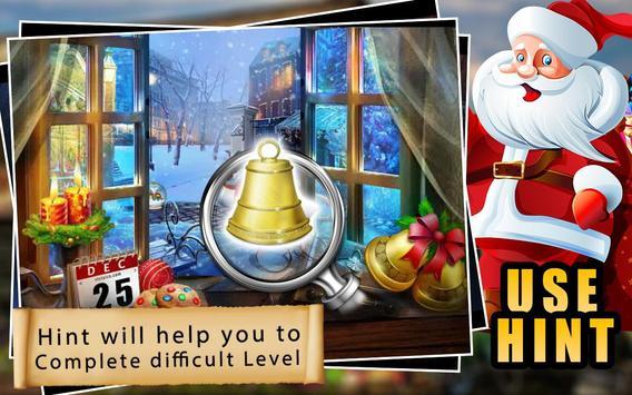 Christmas Hidden Objects Games 2017 screenshot 7