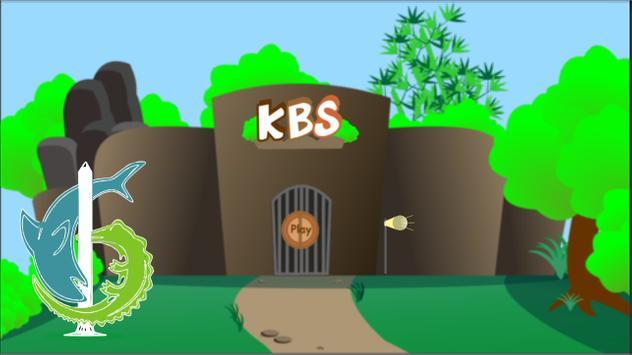 KBS ( Belajar dan Bermain ) poster