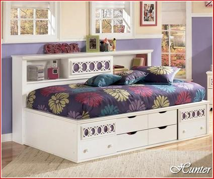 Twin Bed Ashley Furniture poster