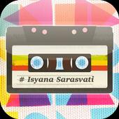 Isyana Sarasvati Song icon