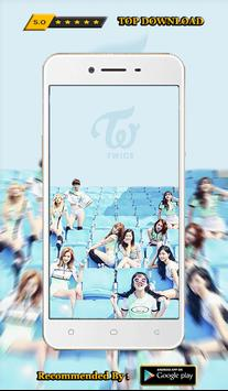 New TWICE KPOP Wallpapers HD poster