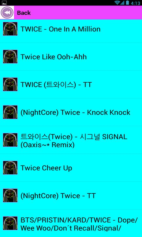 Twice TT Songs for Android - APK Download