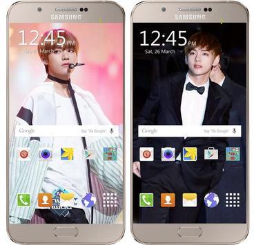 V Bts Wallpaper Hd For Android Apk Download
