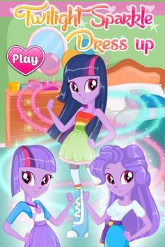 Twilight Sparkle Dress up screenshot 2