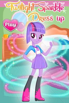 Twilight Sparkle Dress up screenshot 3