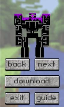 Top Golem Skins For MCPE For Android APK Download - Skins para minecraft pe golem