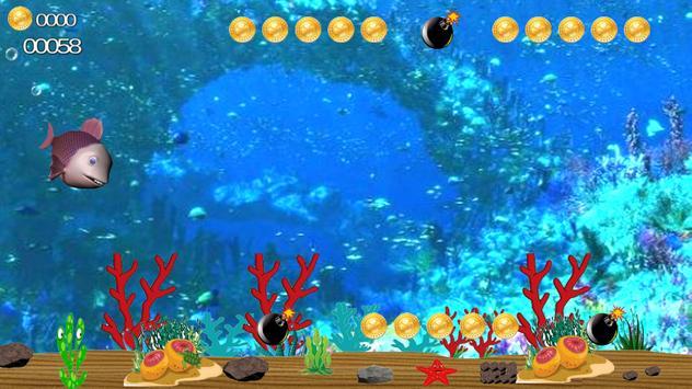 Fish Diving screenshot 2