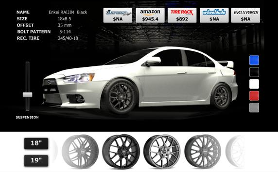 Lancer Evo X [Rims2Reality] screenshot 4