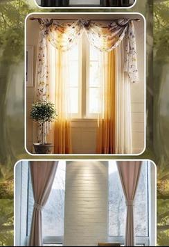 Two Curtain Decoration Ideas screenshot 12