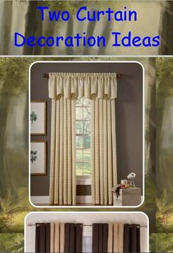Two Curtain Decoration Ideas screenshot 1