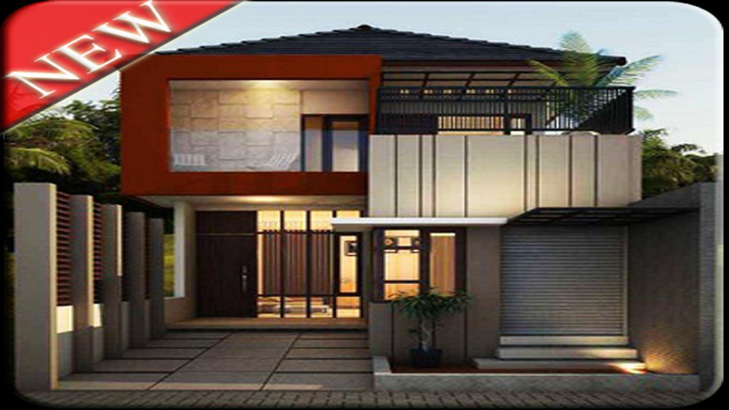 Two Story Minimalist House Design For Android Apk Download