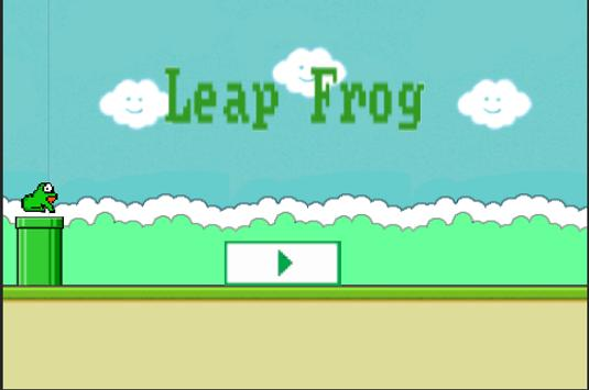Leap Frog poster