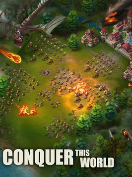Blaze of War:Castle Clash screenshot 9
