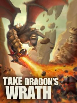 Blaze of War:Castle Clash screenshot 11