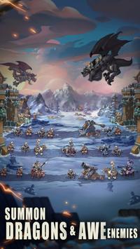 Blaze of War:Castle Clash screenshot 2