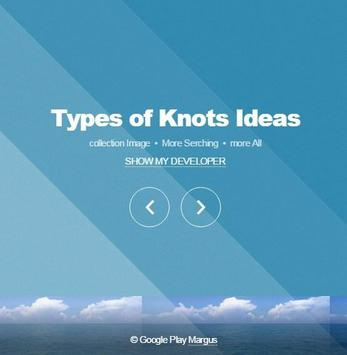 Types of Knots Ideas poster