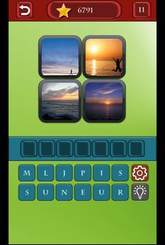 ... 4 Pics 1 Word apk screenshot ...