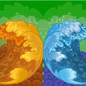 Color Flood War icon