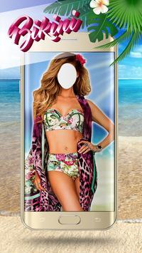 Photo Montage Girls in Bikinis poster