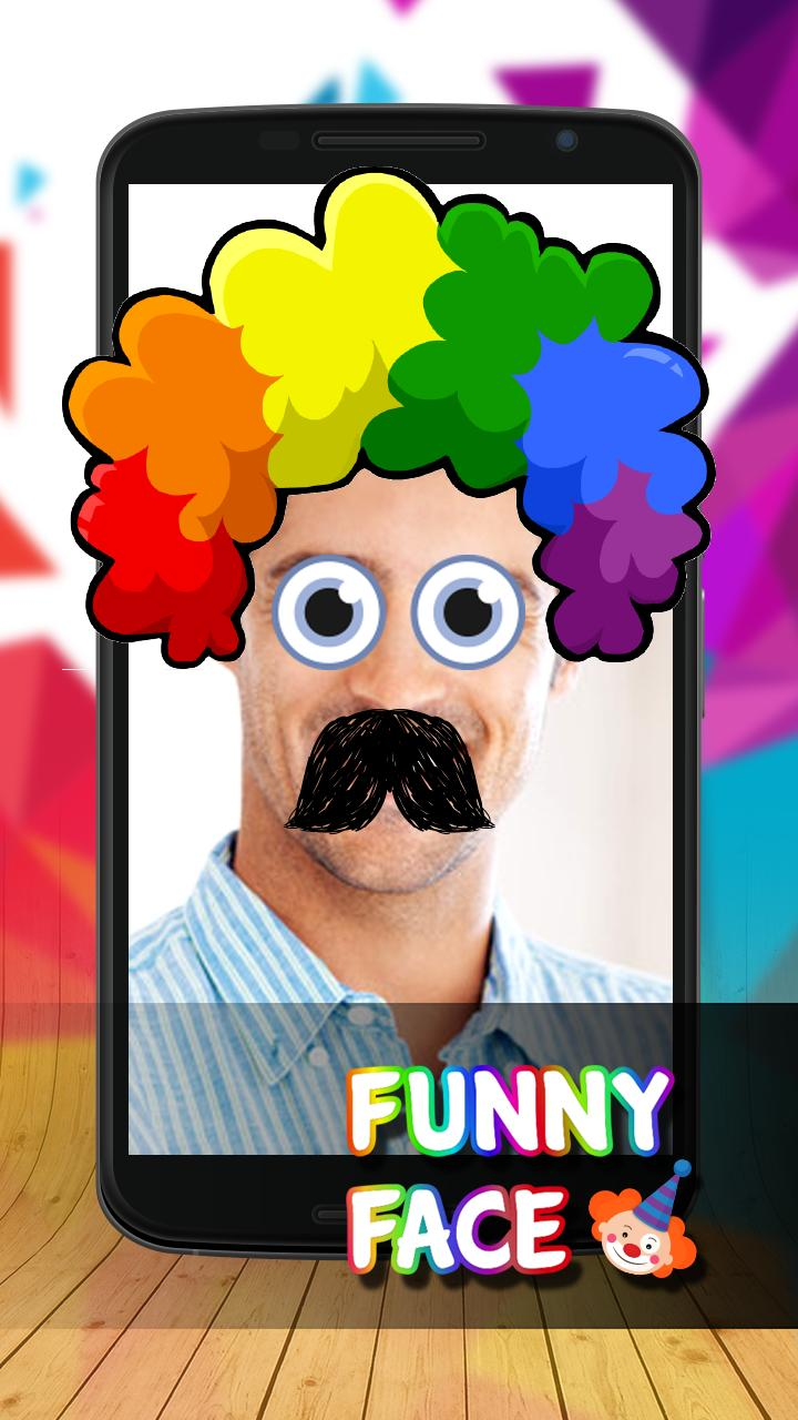 Funny Face Changer Camera App for Android - APK Download