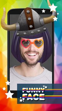 Funny Face Photo Booth poster