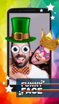 Funny Face Photo Booth apk screenshot