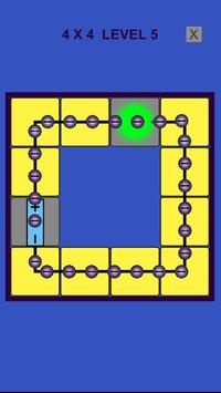 Electric – logic slide puzzle screenshot 2