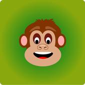 Farty Monkey icon