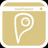 newPication icon