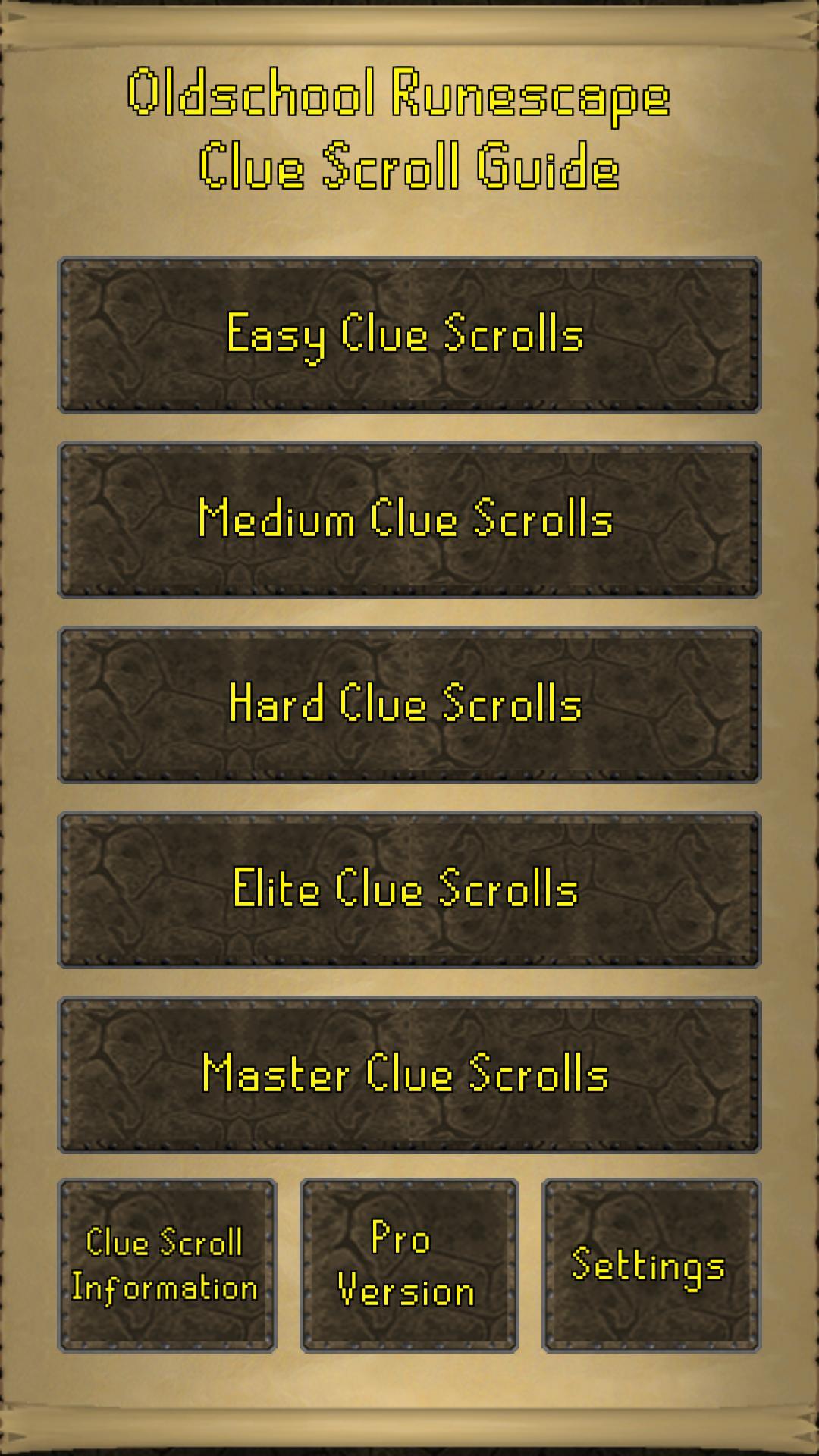 Osrs Easy Clue Rewards   Asdela