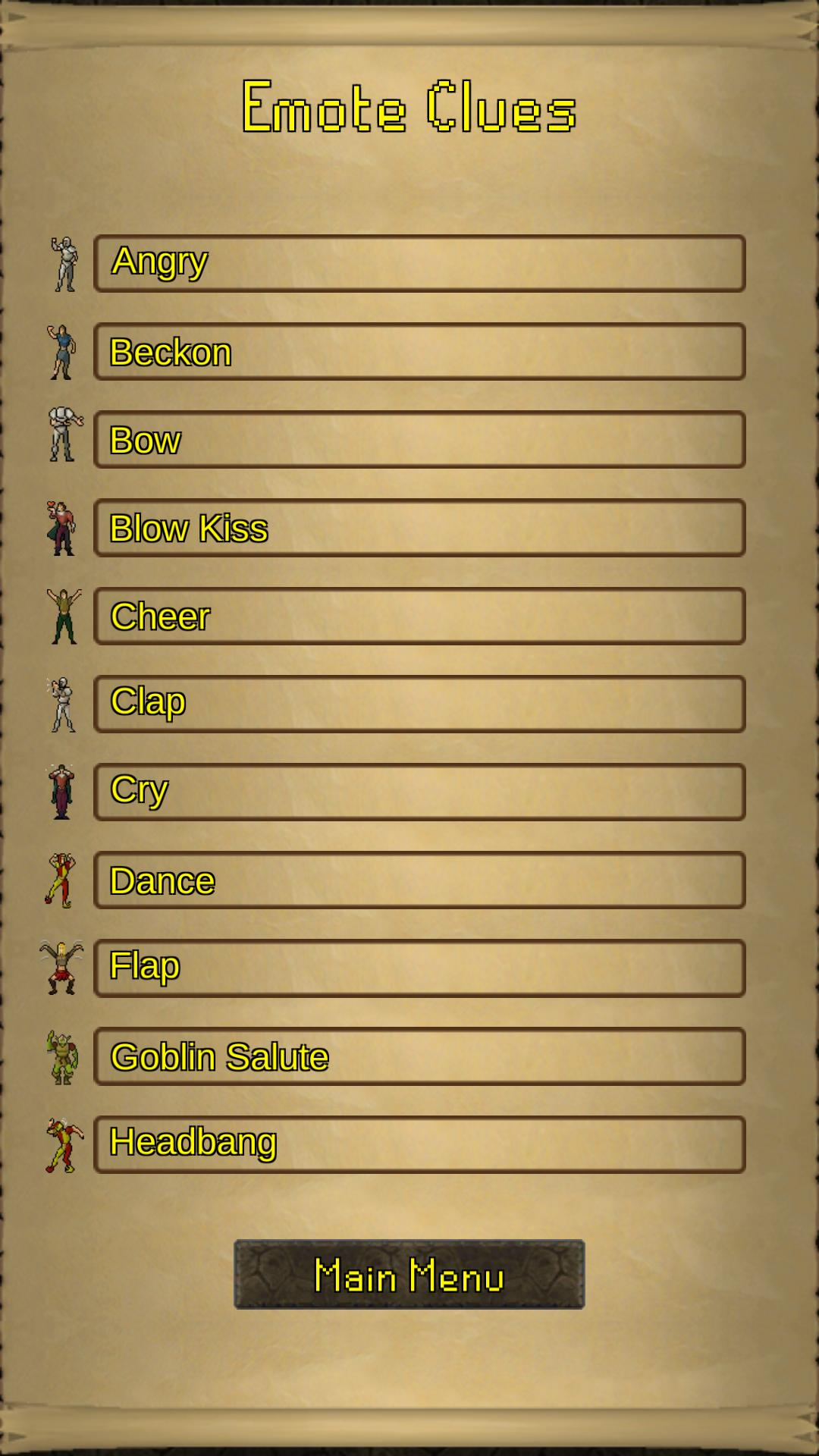 OSRS Clue Scroll Guide for Android - APK Download