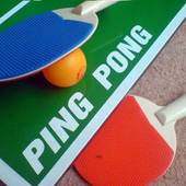 For 2 Players Table Tennis icon