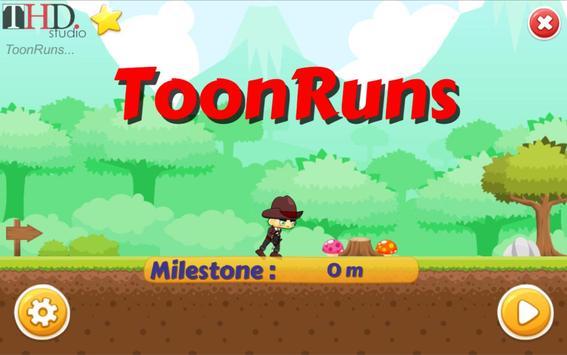 ToonRuns poster