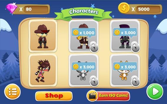ToonRuns screenshot 1