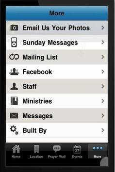Thalia Lynn Baptist Church apk screenshot