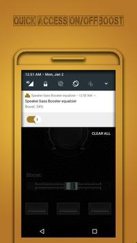Super Bass Booster EQ - Music Volume Equalizer Pro screenshot 21