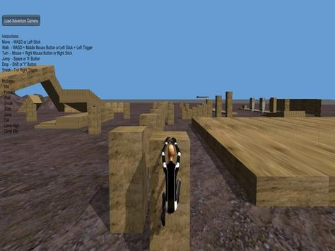 Parkour Jump - Running Speed apk screenshot